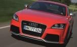Audi TT-RS tem desempenho de carro de corrida em embalagem compacta