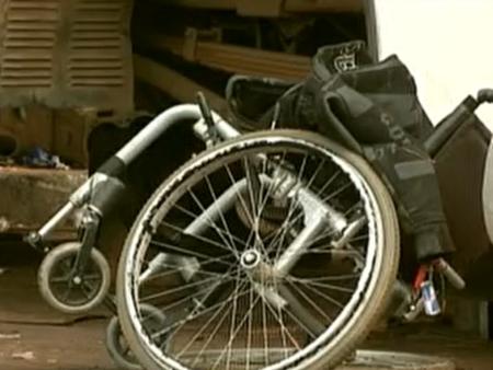 Mistério: cadeirante é morto em Ceilândia