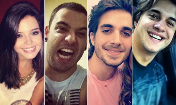 Você sabia que esses famosos são parentes? - Foto 1 - Jovem - R7