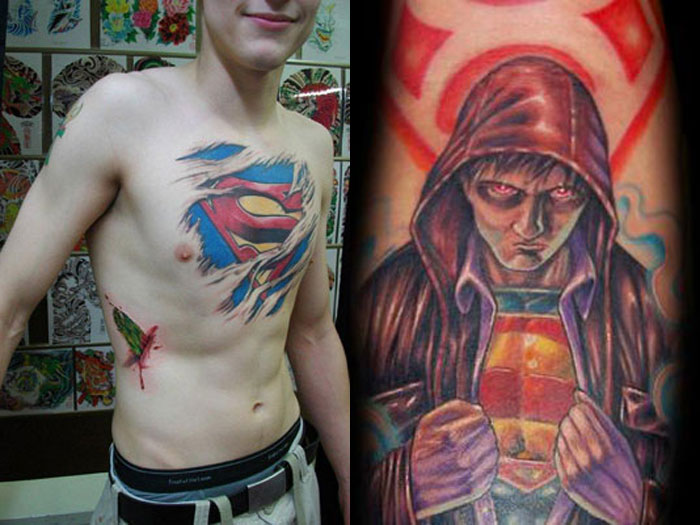Batman No Cinema Tattoo Pictures To Pin On Pinterest Picture
