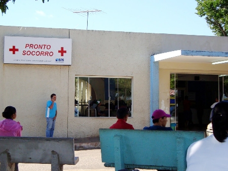 O agressor trabalha no centro cirúrgico do HRS (Hospital Regional de Sobradinho)