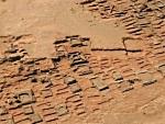 Pirâmides diferentes e circulares são encontradas no Sudão