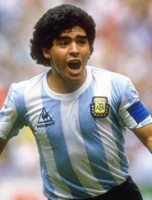Maradona gol