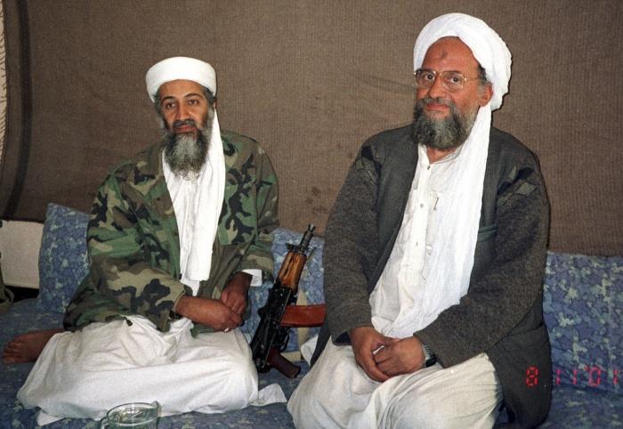 Ayman al Zawahiri, osama bin laden, número dois