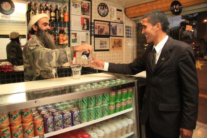 Obama e Osama