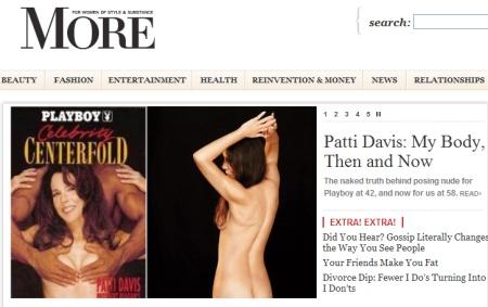 Site da Revista More/Reprodução
