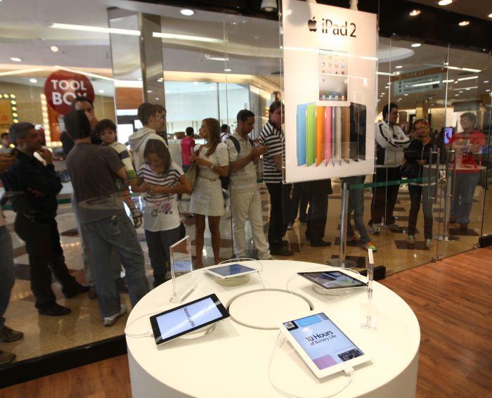 Venda iPad Belo Horizonte