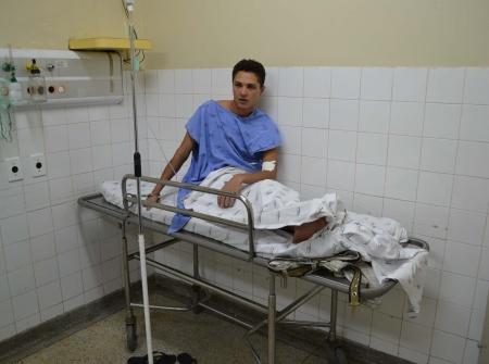 Traficante no hospital