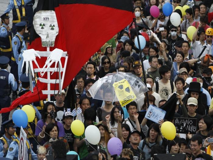 Yuriko Nakao /Reuters/11.06.2011