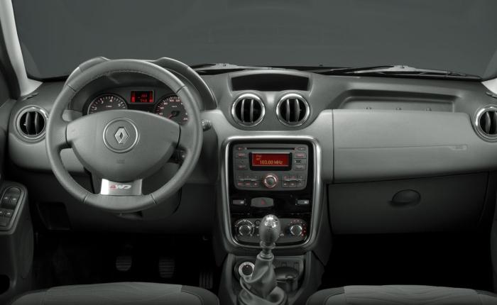 Duster interior G