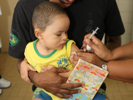 Vacina sarampo
