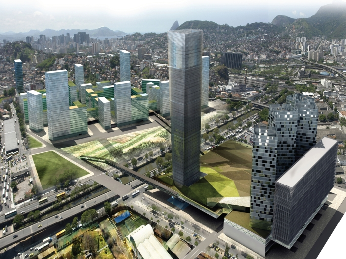 projeto porto olímpico - primeiro lugar -