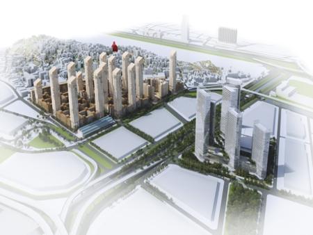 projeto porto olímpico - segundo lugar- Rio