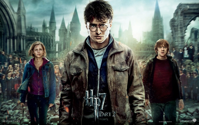 harry potter 700