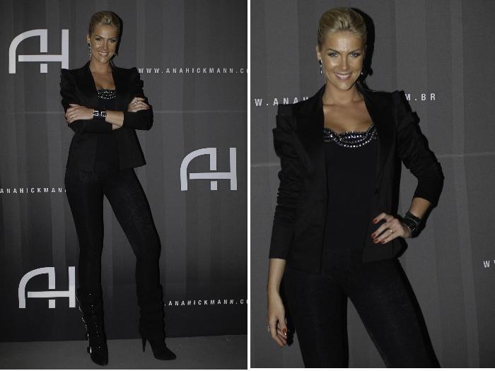 Com estilo próprio, Ana oscila entre calças e vestidos mini sempre com a mesma elegância. Leia mais