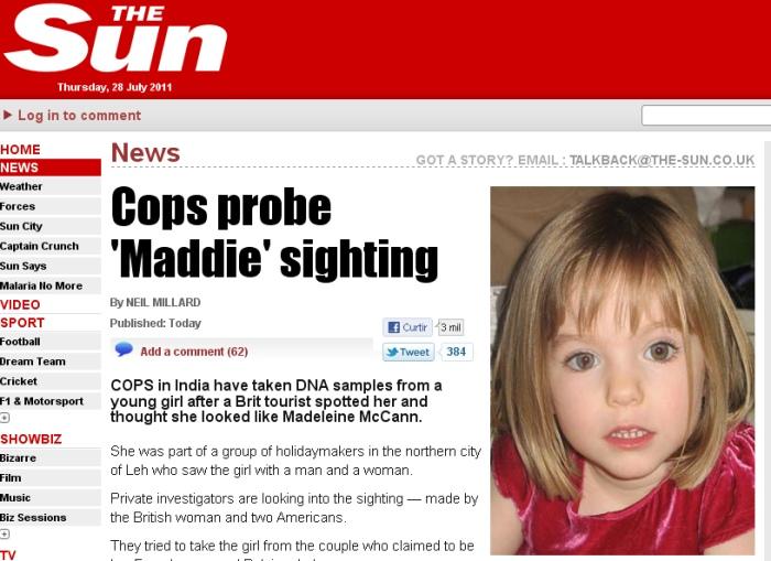 Madeleine-Sun