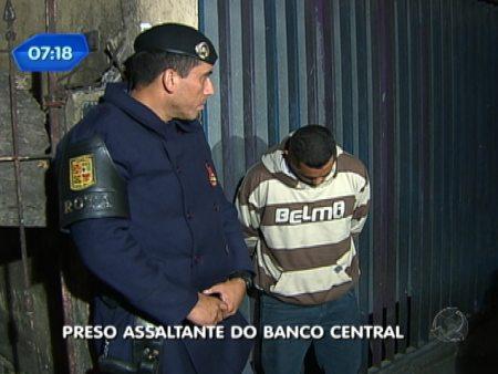 Suspeito Banco Central