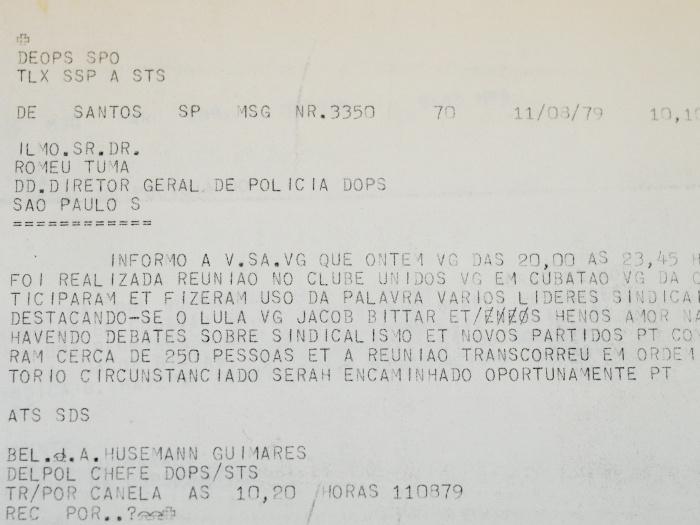 Saiba como era feita a espionagem na ditadura militar - Brasil - R7