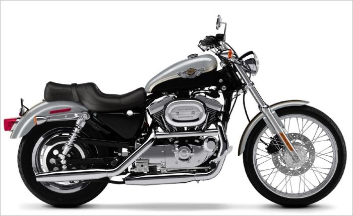 Harley XL 1200 G
