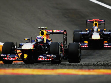 Red Bull e Renault estendem contrato para motores - Esportes - R7 ...