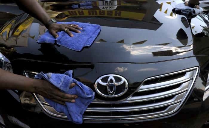 Lavagem carro AP G