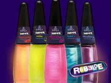 O que você faria para ganhar o kit com a linha completa de esmaltes de Rebelde?