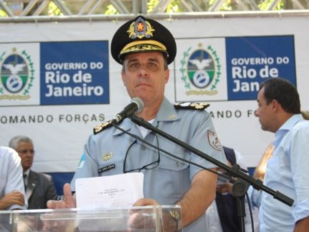 Coronel Mário Sérgio