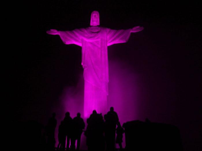 Cristo rosa