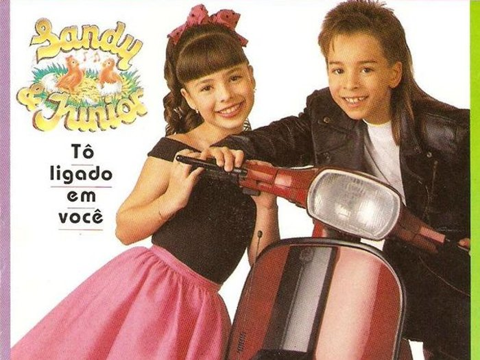 sandy e junior cd