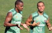 Valencia será titular contra o Palmeiras