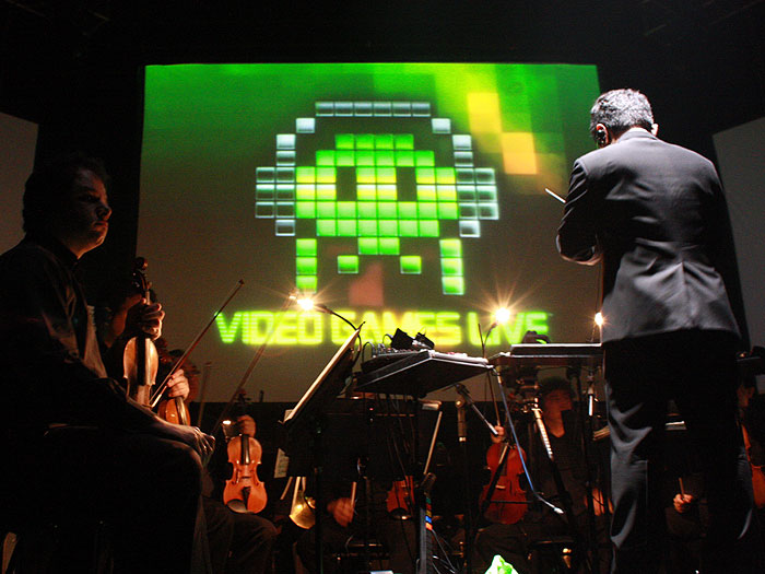Videogames Live - 2011