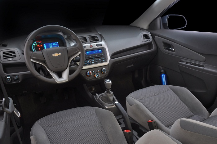 Cobalt interior G