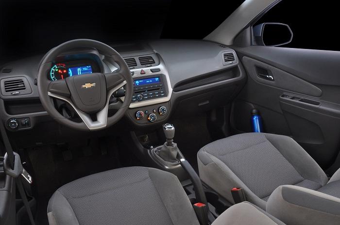 Cobalt interior G
