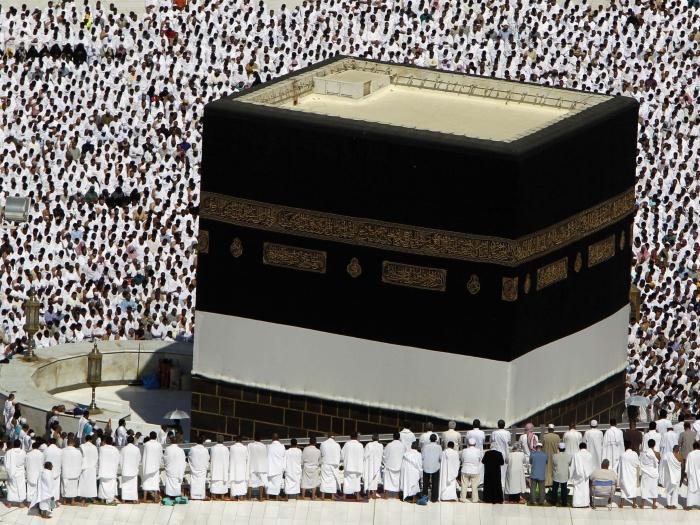 Segundo o livro sagrado do islamismo, o Alcorão, todo muçulmano deve fazer a peregrinação ao menos uma vez na vida