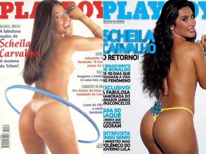 Veja As Gatas Que Posaram Mais De Uma Vez Na Playboy
