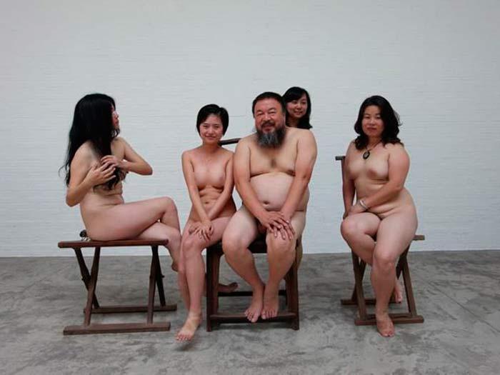 Fotos Antigas Em Queaparece Cercado Por Quatro Mulheres Zhao