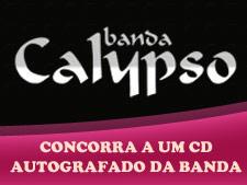 Para ganhar o CD Meu Encanto autografado pela Banda Calypso, qual encanto você utilizaria?