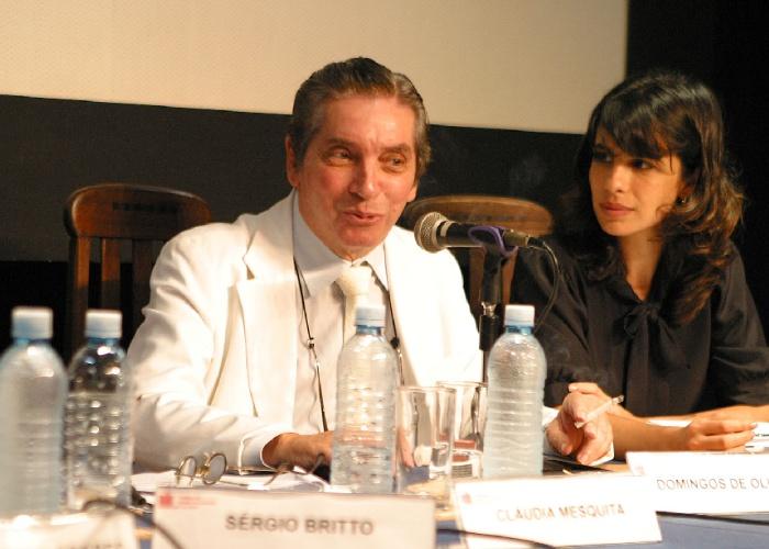 Domingos Oliveira e Maria Ribeiro