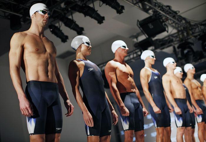 Fabricante ensaia volta dos supermaiôs à natação - Esportes ...