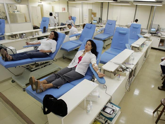 Doação - sangue