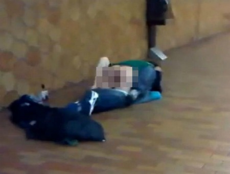 casal faz sexo no metrô