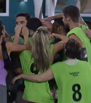 João Carvalho vence a prova do líder