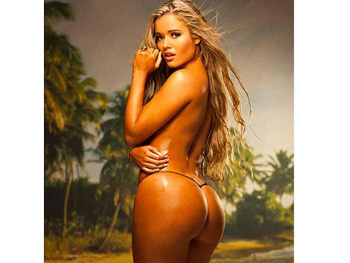 Playboy De Vanessa Zotth Fotos Na Janeiro Wallpaper