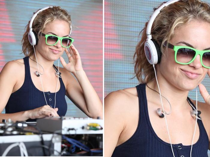 Lua Blanco DJ