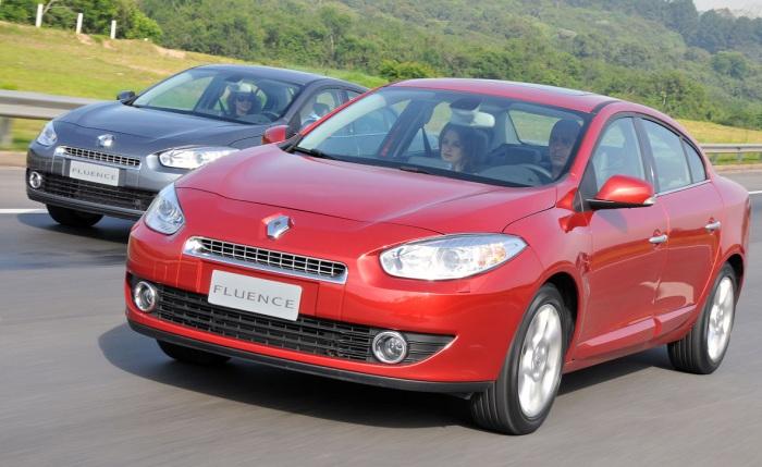 Renault Fluence Dynamique 2.0 manual (etanol/gasolina): 6,8/10,2 km/l (cidade) e 9,2/14,1 km/l (estrada)