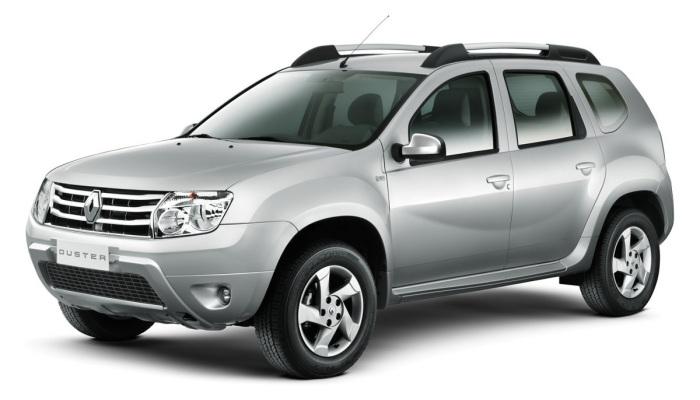 Renault Duster 2.0 4x4 (etanol/gasolina): 6,1/8,9 km/l (cidade) e 7,2/10,2 km/l (estrada)