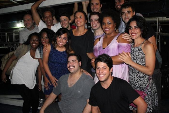 Tiago Abravanel e Ivete Sangalo