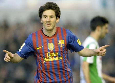 Messi 450
