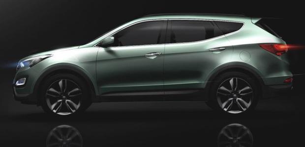 Hyundai Santa Fe novo