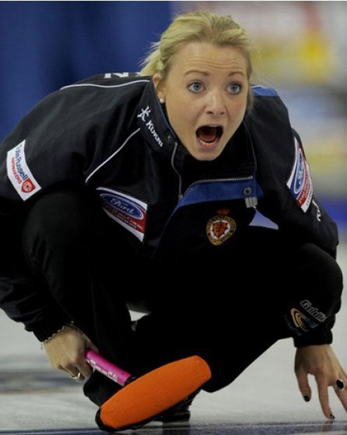 Michael Burns/Federação Internacional de curling